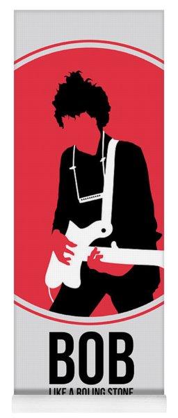 Bob Dylan Yoga Mat