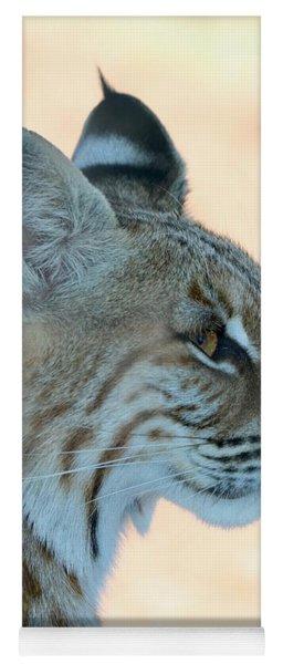 Bobcat Profile Yoga Mat