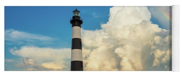 Bodie Island Lighthouse  Yoga Mat