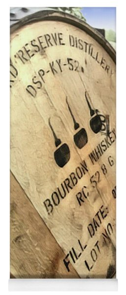 Bourbon Barrel Yoga Mat