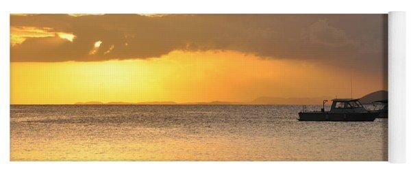 Brewers Bay Sundown Yoga Mat