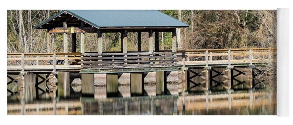 Brick Pond Park - North Augusta Sc Yoga Mat