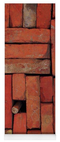 Bricks Yoga Mat