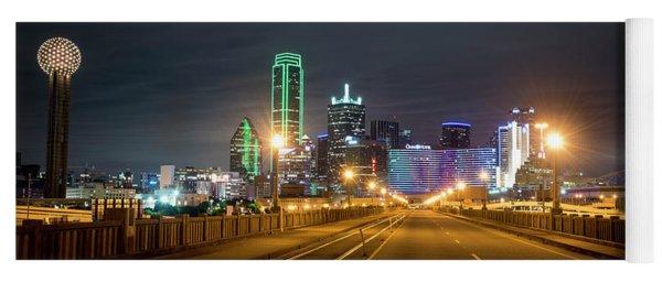 Bridge To Dallas Yoga Mat
