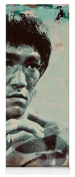 Bruce Lee Yoga Mat