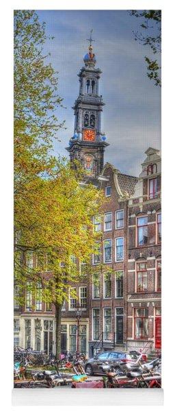 Brussels Belgium Yoga Mat