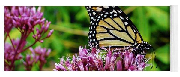 Butterfly Beauty Yoga Mat