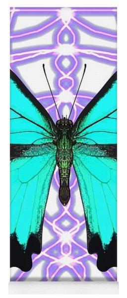 Butterfly Patterns 18 Yoga Mat