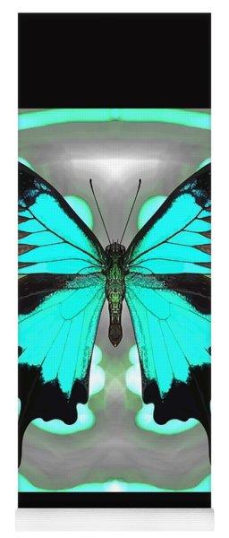Butterfly Patterns 24 Yoga Mat