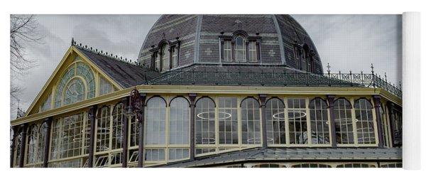 Buxton Octagon Hall At The Pavilion Gardens Yoga Mat