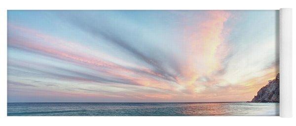 Cabo San Lucas Beach Sunset Mexico Yoga Mat
