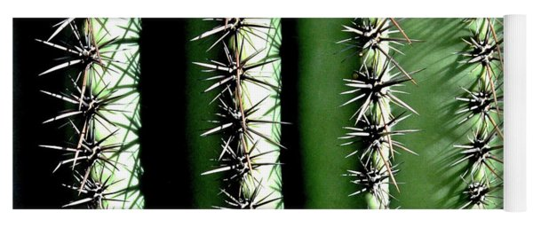 Cacti Yoga Mat