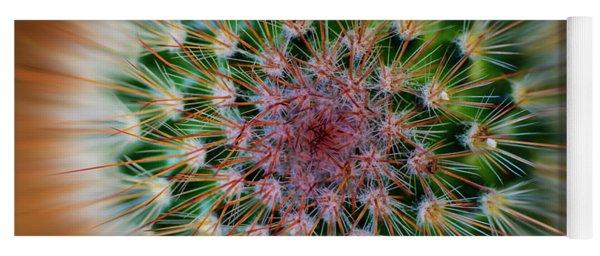 Cactus Cooler Yoga Mat