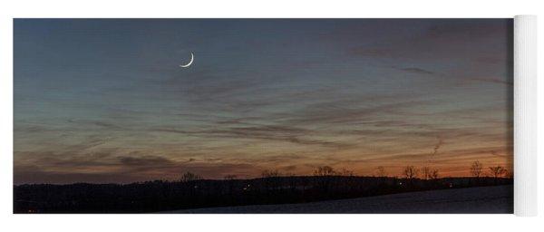 Camillus Moonset Yoga Mat