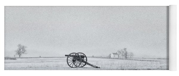 Cannon Out In The Field Yoga Mat