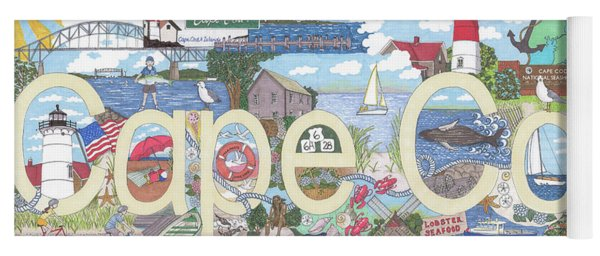 Cape Cod Yoga Mat