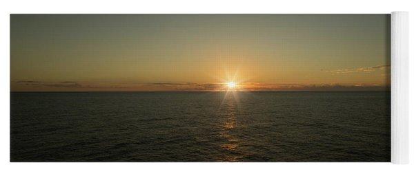 Caribbean Sunset Yoga Mat