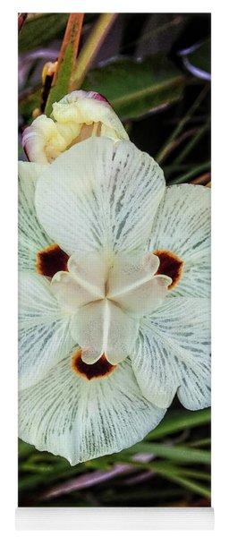 Caribbean Wildflower Yoga Mat