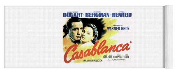 Casablanca Yoga Mat