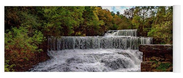 Cascade Mills Waterfall Yoga Mat