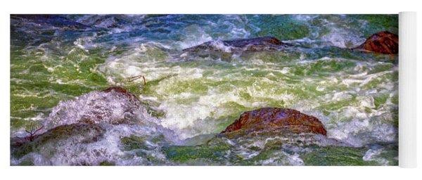 Cascade Rapids Yoga Mat