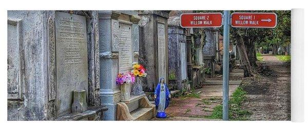 Cemetery #1 Yoga Mat