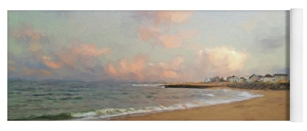 Cezanne Sunset Yoga Mat