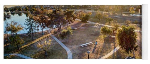 Chaparral Park Yoga Mat