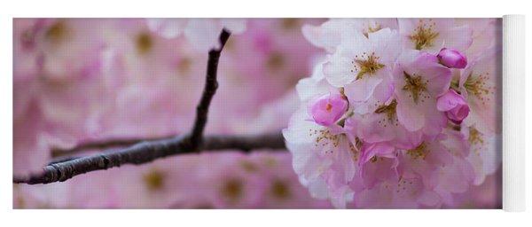 Cherry Blossom 8624 Yoga Mat