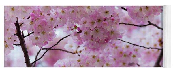 Cherry Blossoms 8625 Yoga Mat