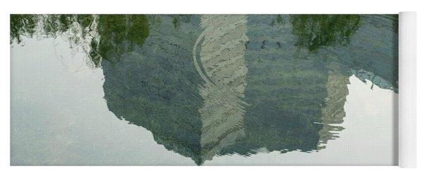 China Reflection  Yoga Mat