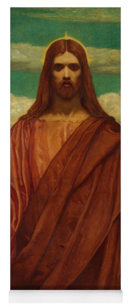 Christ, 1905 Yoga Mat