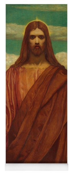 Christ Yoga Mat