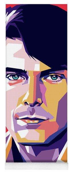 Christopher Reeve Yoga Mat