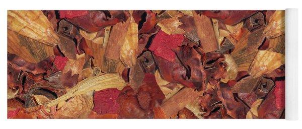 Yoga Mat featuring the photograph Cinnamon Potpourri by Rockin Docks
