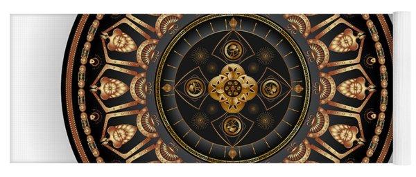 Circumplexical No 3464 Yoga Mat