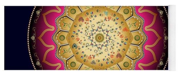 Circumplexical No 3474 Yoga Mat