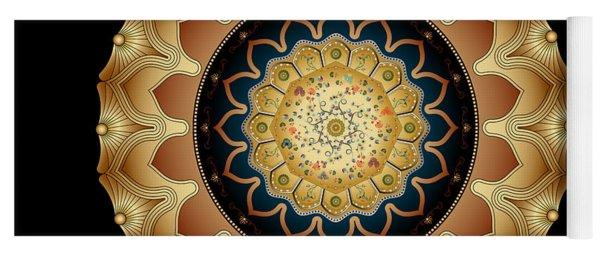 Circumplexical No 3480 Yoga Mat