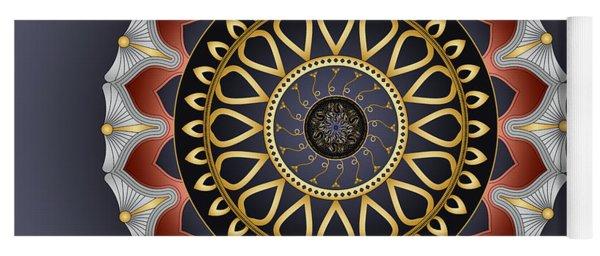 Circumplexical No 3482 Yoga Mat