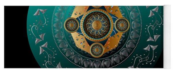 Circumplexical No 3739.1 Yoga Mat