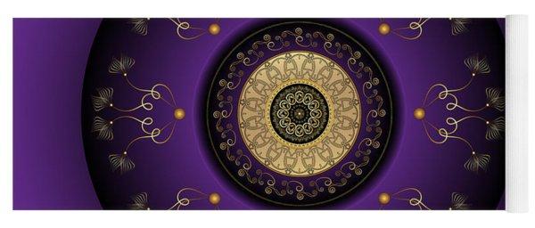 Circumplexical No 3817 Yoga Mat