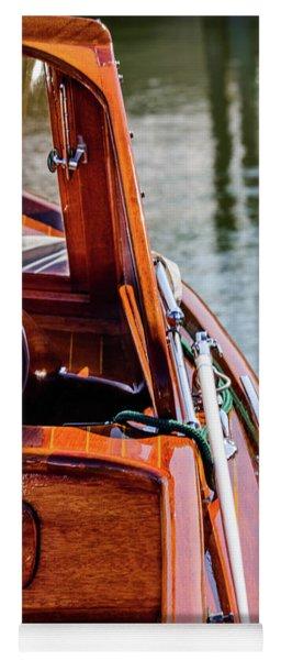 Classic Boat Yoga Mat
