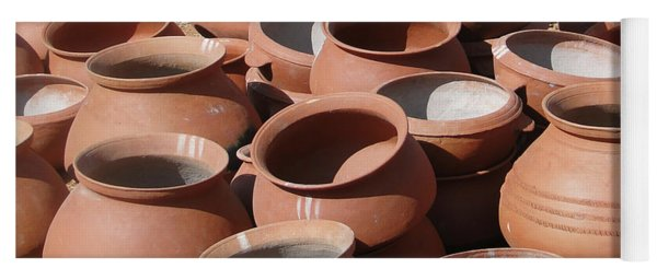 Clay Pots  For Sale In Chatikona  Yoga Mat