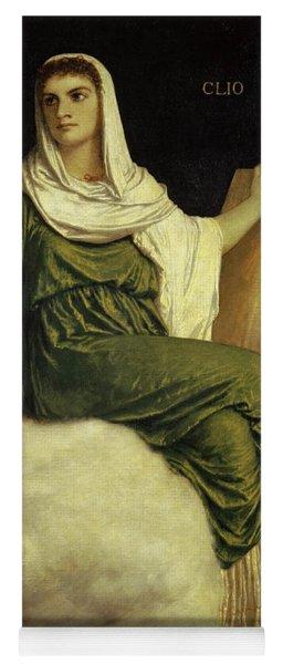 Clio, 1875 Yoga Mat