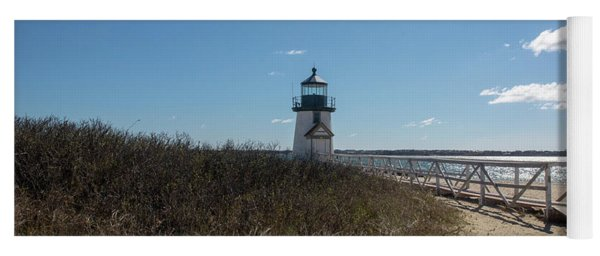 Coastal Brant Light House Yoga Mat