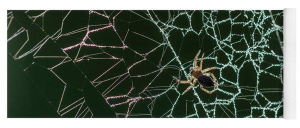 Cobwebs Creation Yoga Mat