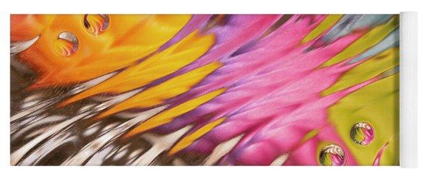 Colors In Vitro 2 Yoga Mat