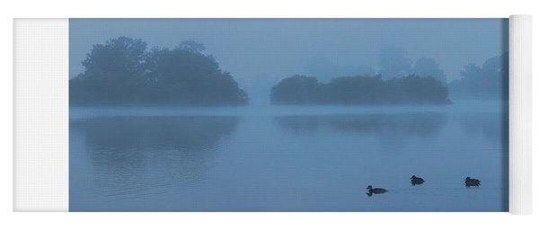 Misty Dawn Yoga Mat