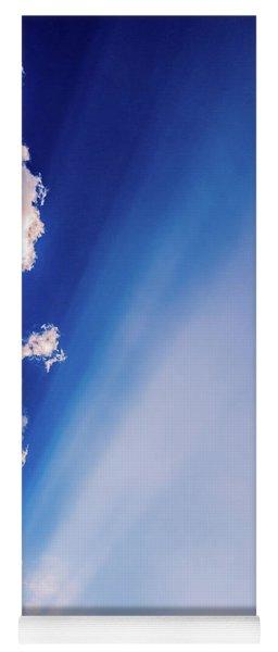 Colours.blue Yoga Mat