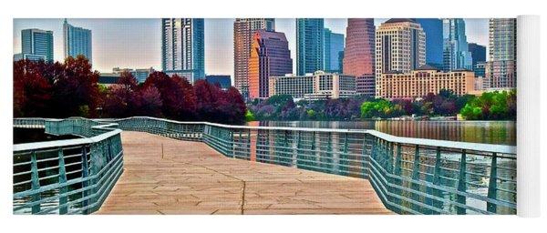 Come To Austin Texas Yoga Mat